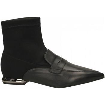 Topánky Ženy Čižmičky Tosca Blu MARY c99-nero