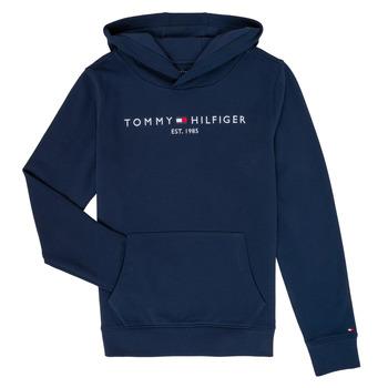 Oblečenie Chlapci Mikiny Tommy Hilfiger KB0KB05673 Námornícka modrá