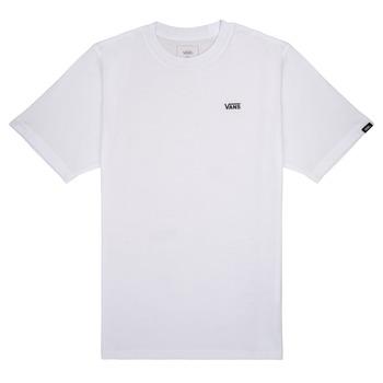 Oblečenie Chlapci Tričká s krátkym rukávom Vans BY LEFT CHEST Biela