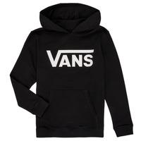 Oblečenie Chlapci Mikiny Vans BY VANS CLASSIC HOODIE Čierna