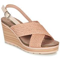 Topánky Ženy Sandále Refresh NANI Svetlá telová