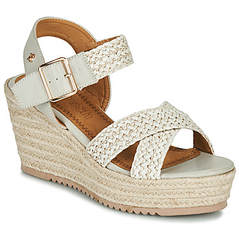 Topánky Ženy Sandále Refresh LILIOU Béžová
