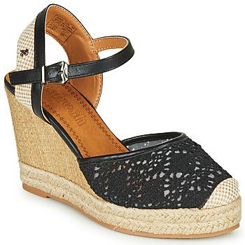 Topánky Ženy Sandále Refresh LARENA Čierna