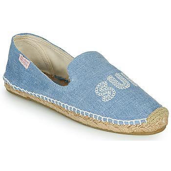 Topánky Ženy Espadrilky Banana Moon THAIS BENDIGO Modrá