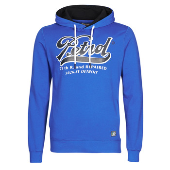 Oblečenie Muži Mikiny Petrol Industries SWEATER HOODED Modrá
