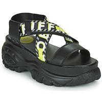 Topánky Ženy Sandále Buffalo 1501036 Čierna