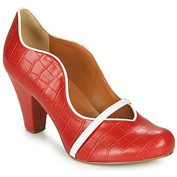 Topánky Ženy Lodičky Cristofoli NEFI Červená
