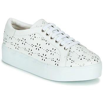 Topánky Ženy Nízke tenisky Cristofoli NALA Biela