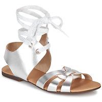 Topánky Ženy Sandále Ippon Vintage SAND LINE Strieborná