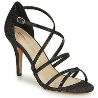 Topánky Ženy Sandále Menbur ASTRANTIA Čierna