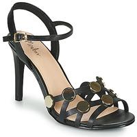 Topánky Ženy Sandále Menbur CACCURI Čierna