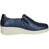 Topánky Ženy Mokasíny Riposella 75509 Blue