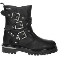 Topánky Dievčatá Polokozačky Balducci LEGERA1680 Black