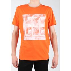 Oblečenie Muži Tričká a polokošele Lee Logo Tee L63GAIMO orange
