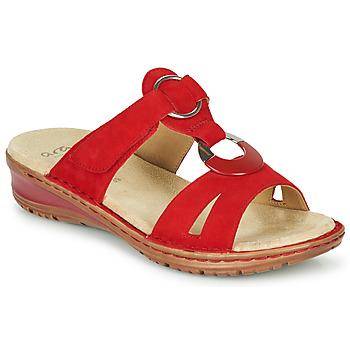 Topánky Ženy Sandále Ara HAWAII Červená