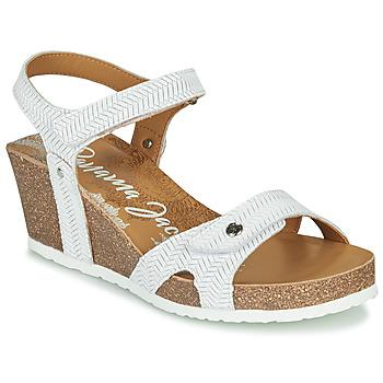 Topánky Ženy Sandále Panama Jack JULIA Biela