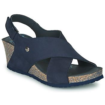 Topánky Ženy Sandále Panama Jack VALESKA Modrá
