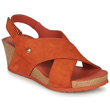Topánky Ženy Sandále Panama Jack VALESKA Hnedá