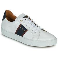 Topánky Muži Nízke tenisky Pantofola d'Oro ZELO UOMO LOW Biela
