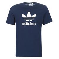 Oblečenie Muži Tričká s krátkym rukávom adidas Originals ED4715 Námornícka modrá