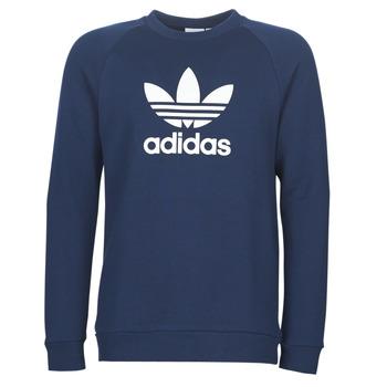 Oblečenie Muži Tričká s dlhým rukávom adidas Originals ED5948 Námornícka modrá