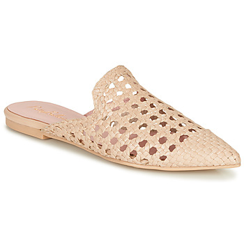 Topánky Ženy Šľapky Pretty Ballerinas COTON ROSATO Béžová
