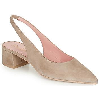 Topánky Ženy Lodičky Pretty Ballerinas ANGELIS SAFARI Béžová