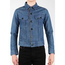 Oblečenie Muži Saká a blejzre Lee X Biker Rider L887DNXE blue