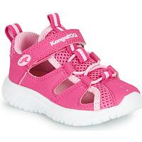 Topánky Dievčatá Sandále Kangaroos KI-ROCK LITE EV Ružová