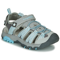 Topánky Dievčatá Športové sandále Kangaroos KT-Sonata Šedá