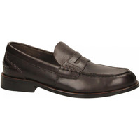Topánky Muži Mokasíny Clarks BEARY LOAFER dark-brown