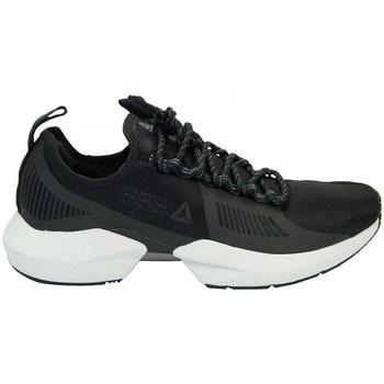 Topánky Muži Bežecká a trailová obuv Reebok Sport Sole Fury TS Biela,Čierna