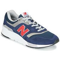 Topánky Nízke tenisky New Balance 997 Modrá / Červená
