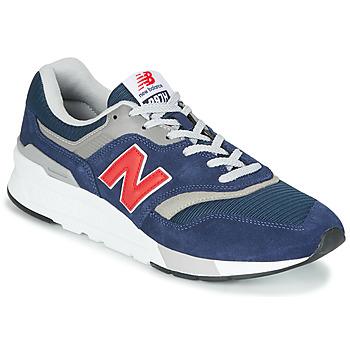 Topánky Muži Nízke tenisky New Balance 997 Modrá / Červená
