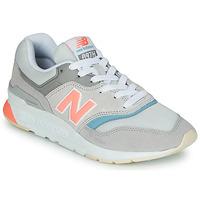 Topánky Ženy Nízke tenisky New Balance 997 Šedá / Modrá / Ružová