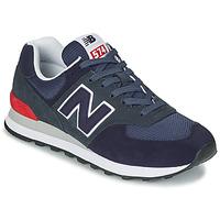 Topánky Muži Nízke tenisky New Balance 574 Modrá