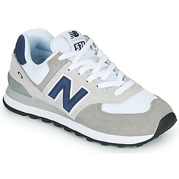 Topánky Nízke tenisky New Balance 574 Šedá