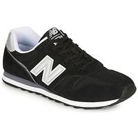 Topánky Nízke tenisky New Balance 373 Čierna