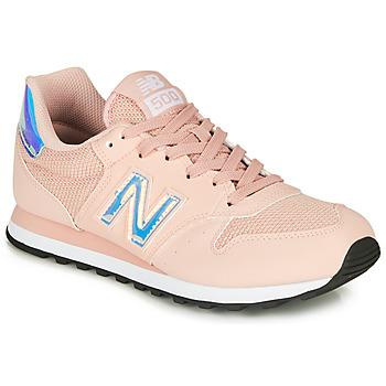 Topánky Ženy Nízke tenisky New Balance 500 Ružová