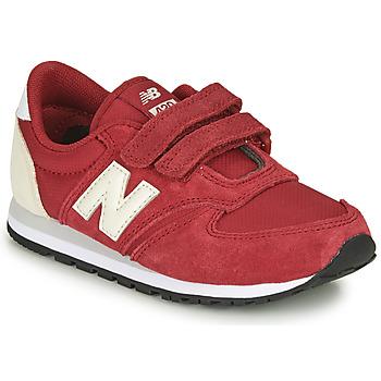Topánky Deti Nízke tenisky New Balance 420 Červená