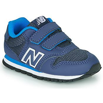 Topánky Chlapci Nízke tenisky New Balance 500 Modrá