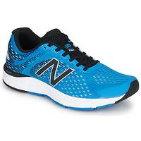 Topánky Muži Bežecká a trailová obuv New Balance M680SE7 Modrá
