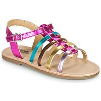 Topánky Dievčatá Sandále Citrouille et Compagnie MAYANA Viacfarebná