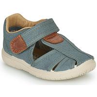 Topánky Chlapci Sandále Citrouille et Compagnie GUNCAL Šedá