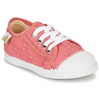 Topánky Dievčatá Nízke tenisky Citrouille et Compagnie MALIKA Ružová