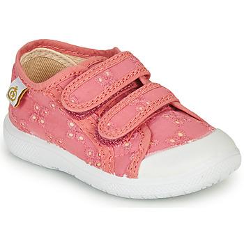 Topánky Dievčatá Nízke tenisky Citrouille et Compagnie MELVINA Ružová