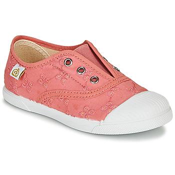 Topánky Dievčatá Nízke tenisky Citrouille et Compagnie RIVIALELLE Ružová