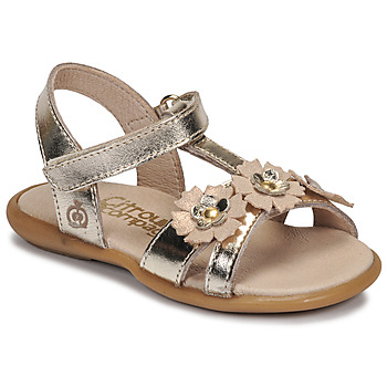 Topánky Dievčatá Sandále Citrouille et Compagnie MARELLE Strieborná