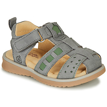Topánky Chlapci Sandále Citrouille et Compagnie MERKO Kaki