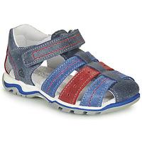 Topánky Chlapci Sandále Citrouille et Compagnie MARIDO Modrá